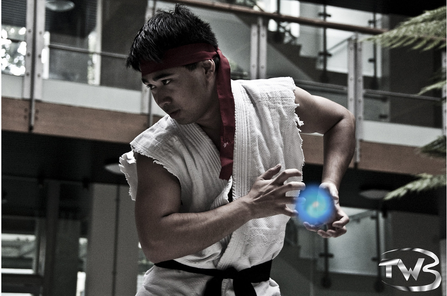 Ryu Street Fighter: Hadou--!! by ManticoreEX