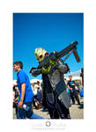 Thane Krios Mass Effect 2 Cosplay: Aim- Fire