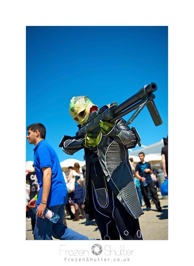 Thane Krios Mass Effect 2 Cosplay: Aim- Fire by ManticoreEX