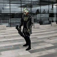 Thane: Amonkira Guide My Hands by ManticoreEX
