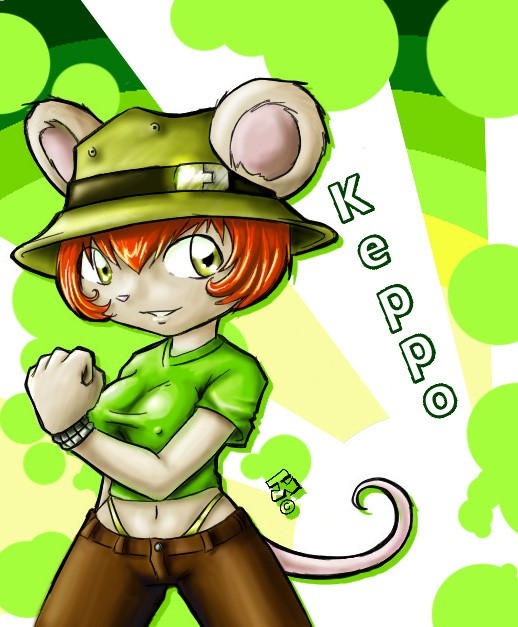 Keppo Mouse by Sajili