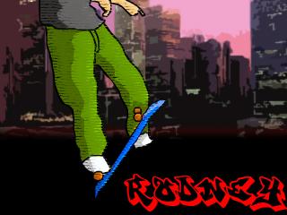 Rodney 2 by Unholy-Kraken