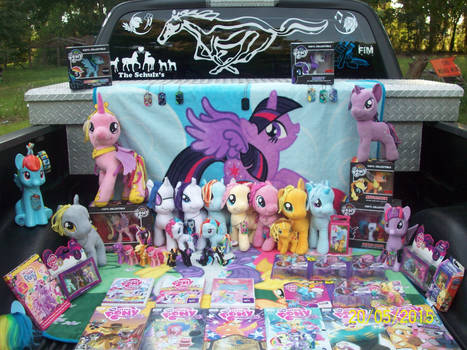 My MLP colletion 2015