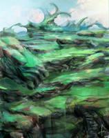 Plains of Yjel by EmanuelMardsjo