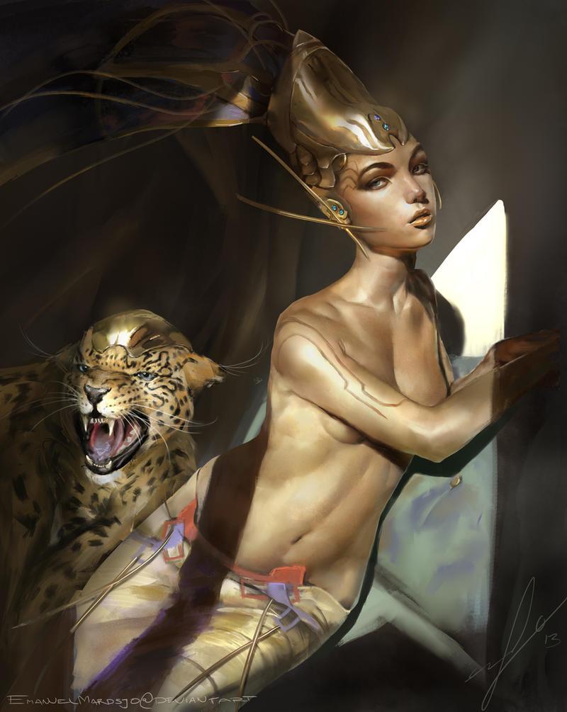 Golden Echelon by EmanuelMardsjo