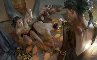 More Than Just Servants by EmanuelMardsjo
