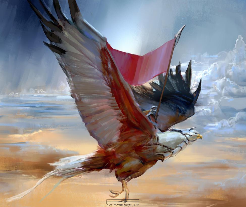 Pink Flag by EmanuelMardsjo