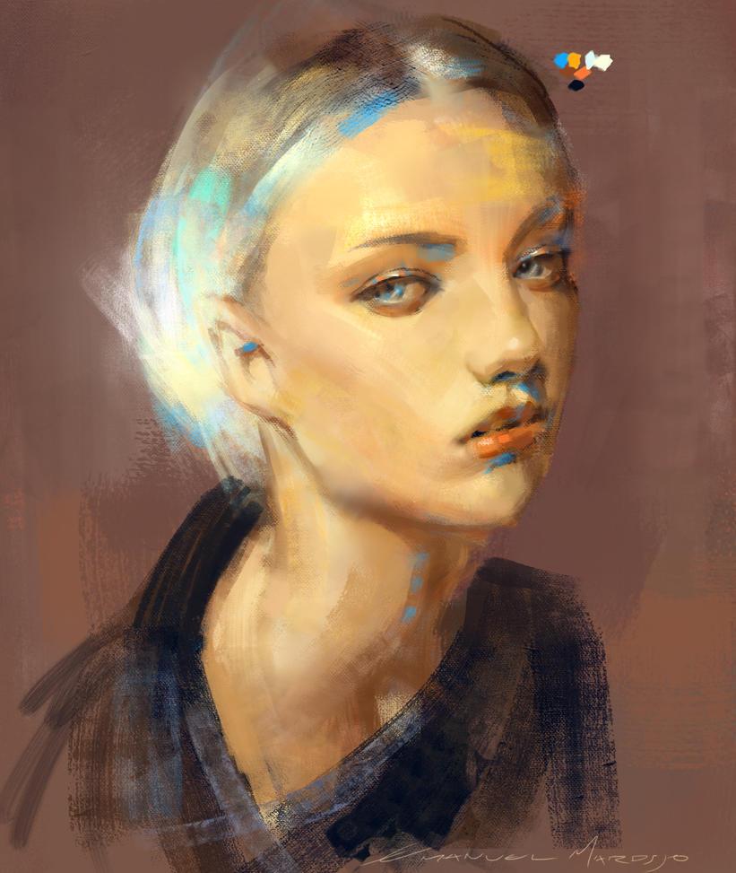 Color study by EmanuelMardsjo