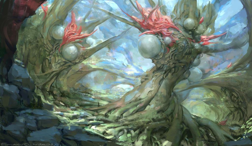 Bulb Glades by EmanuelMardsjo