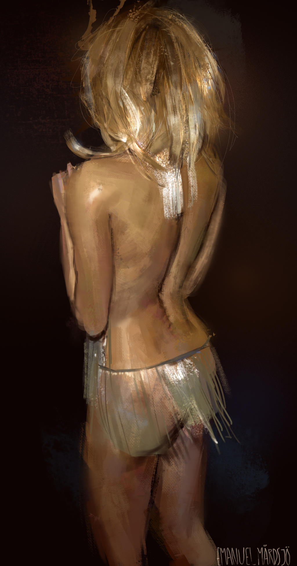 Fringe by EmanuelMardsjo