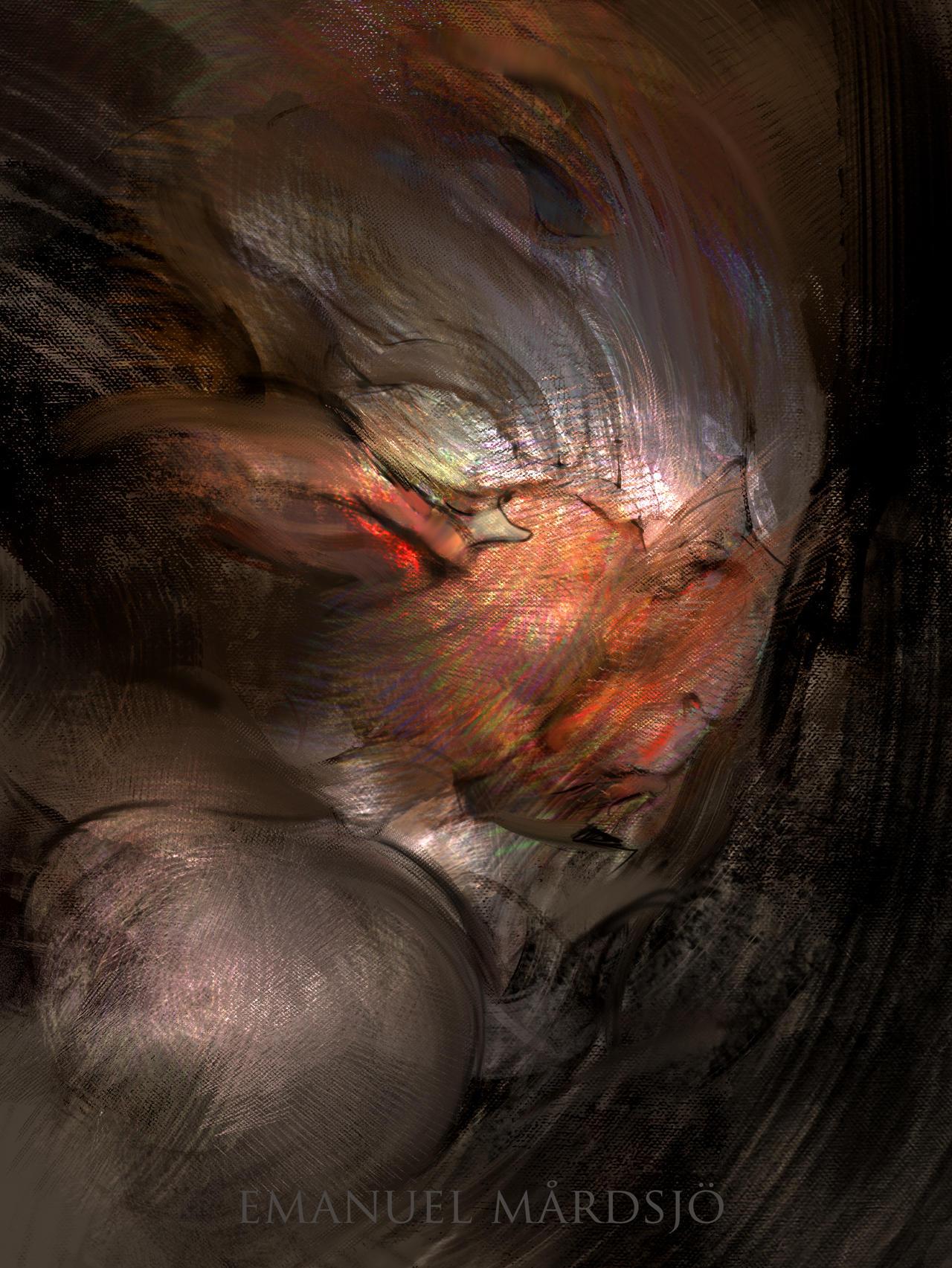 Warrior by EmanuelMardsjo
