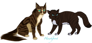 All Warrior Cats Challenge #5 Hawkfrost