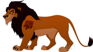 The true leader of the Lion Guard by Camii97