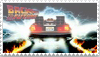 Back to the future Stamp by CamiiTLK