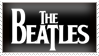 The Beatles logo Stamp by Camii97