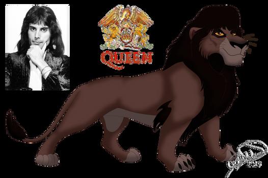 Freddie Mercury (TLK Style)