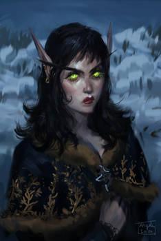 Nameless elf