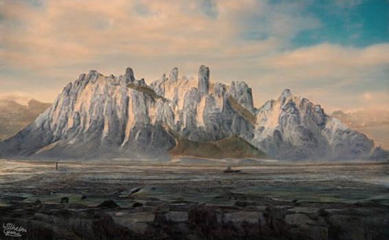 238 Mountainscape 2