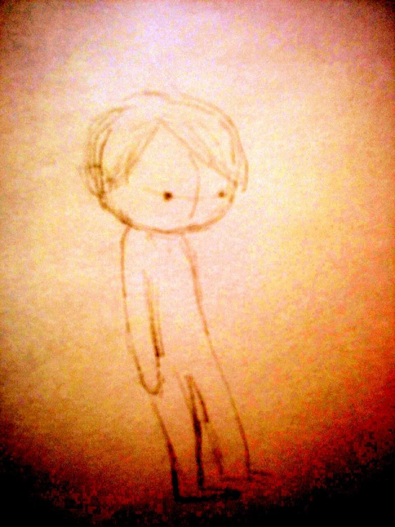 sketch,Boy by le-xiang
