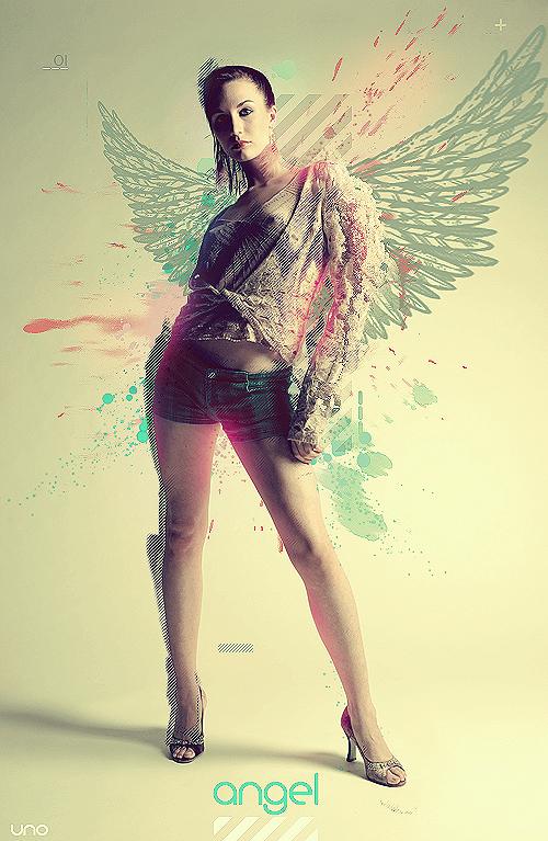 Angel by LsdFreak