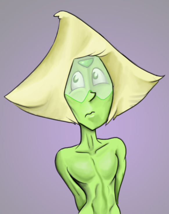 Flat Chested Peri by SusieBeeca