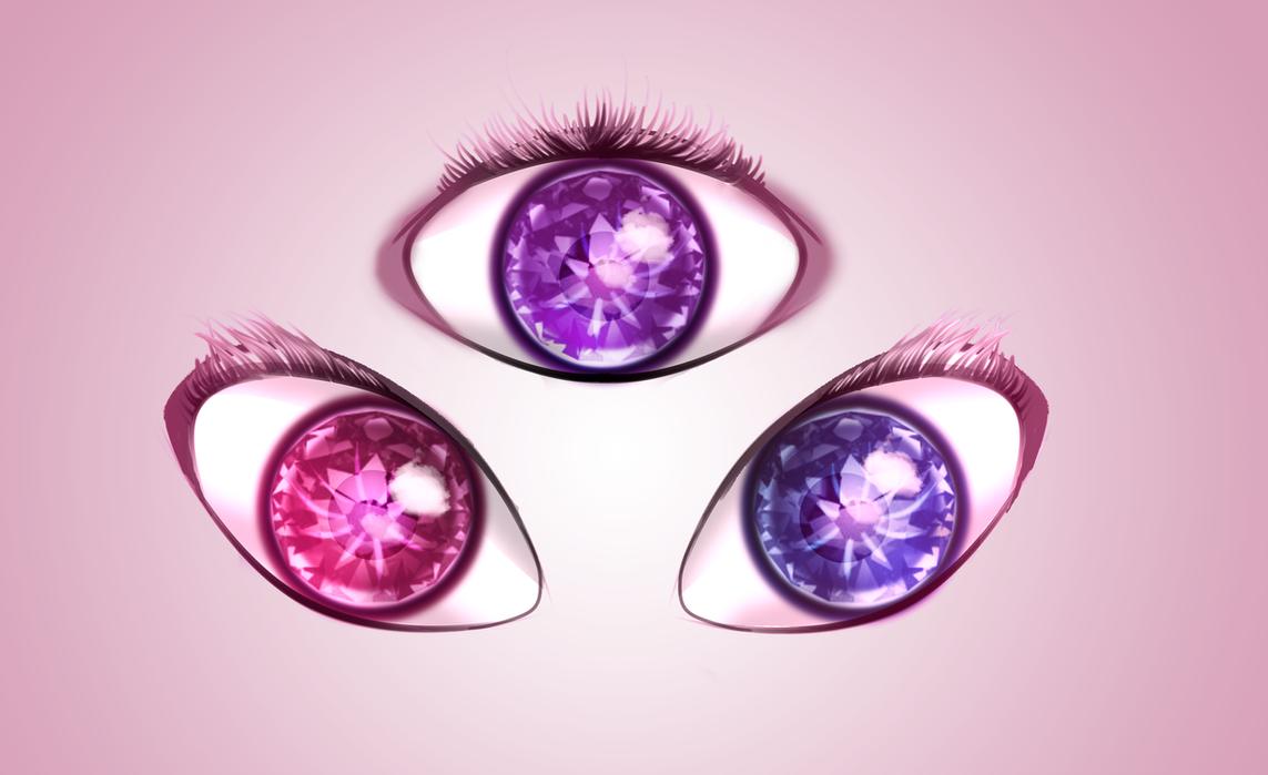 Look Into My Eyes by SusieBeeca