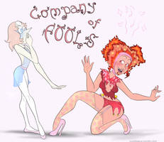 Company Of Fools by SusieBeeca