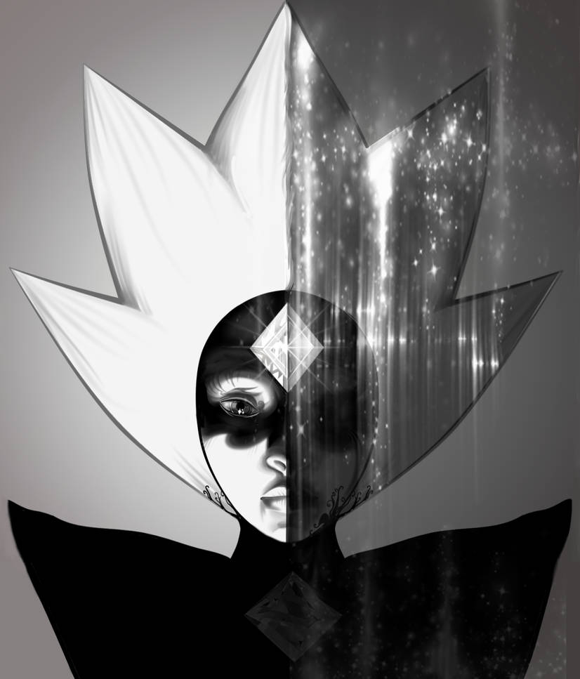 White Diamond by SusieBeeca