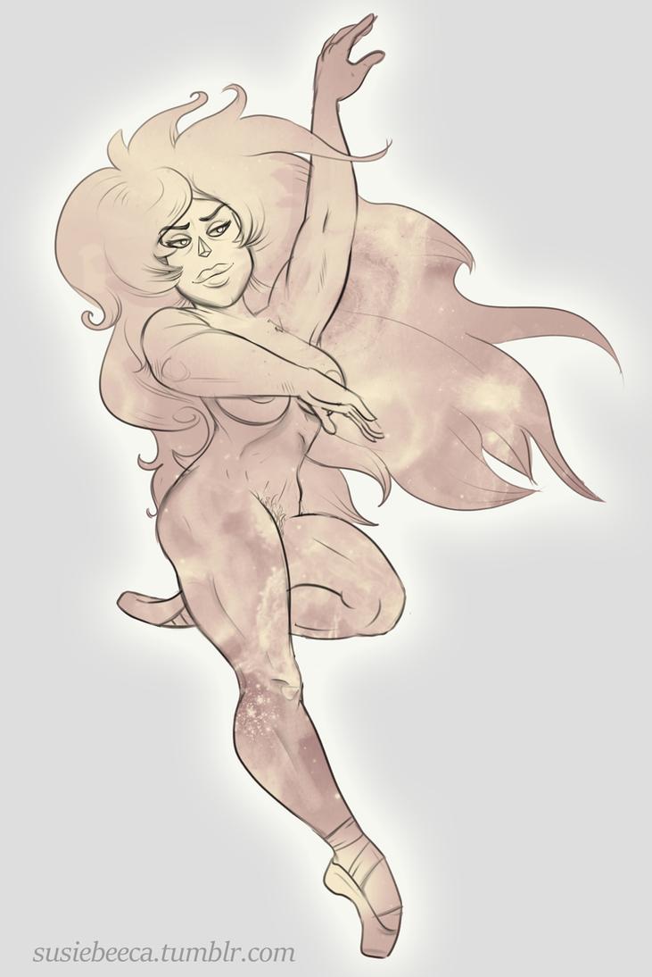 Beefy Ballet by SusieBeeca