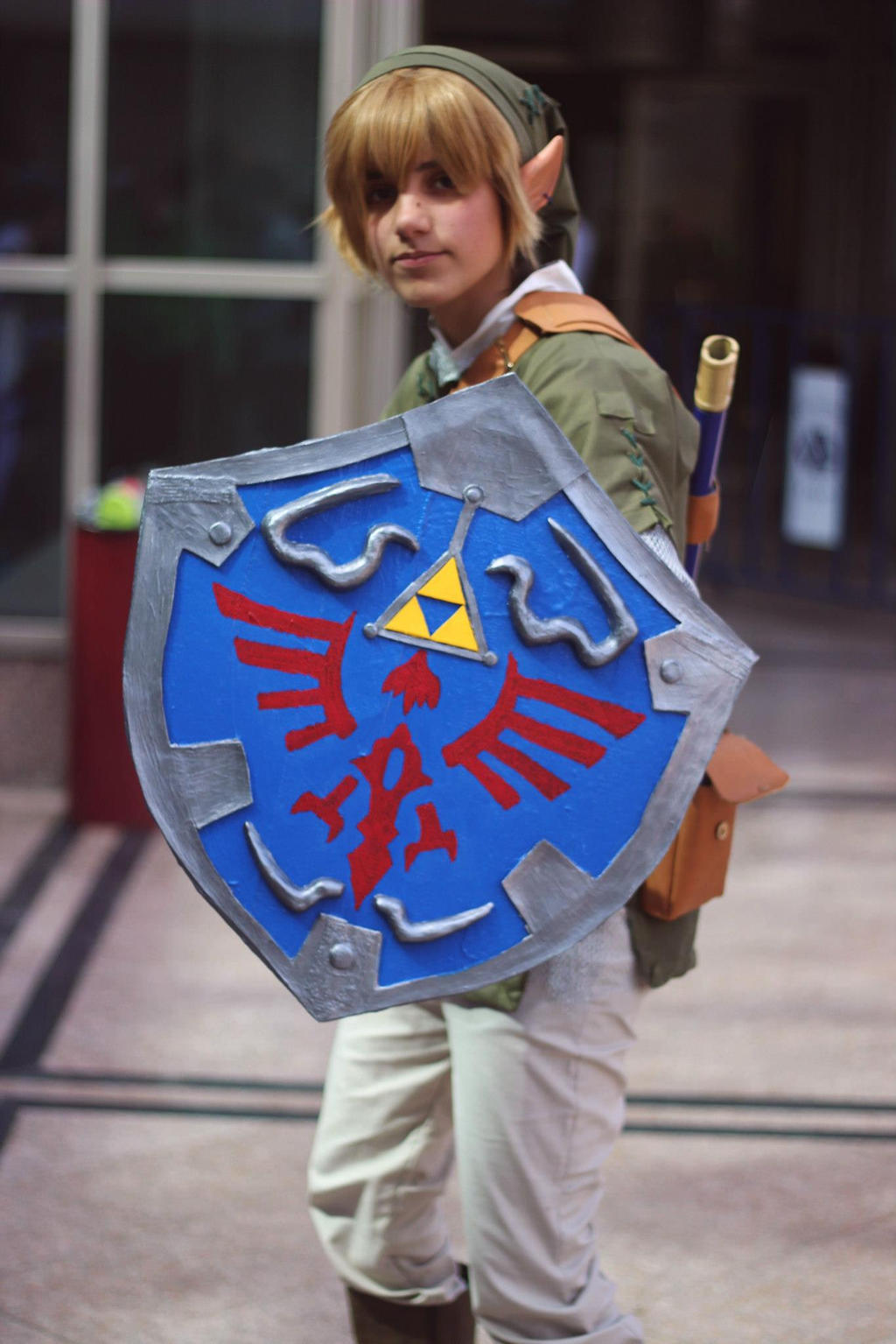 The Legend of Zelda - Twilight Princess Link by JustBeFriend