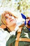 The Legend of Zelda - Link TP 02
