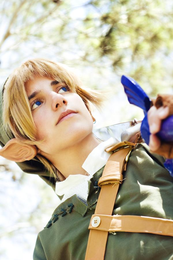 The Legend of Zelda - Link TP 02 by JustBeFriend