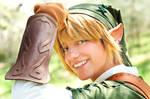 The Legend of Zelda - Link TP 04
