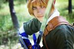 The Legend of Zelda - Link TP 05