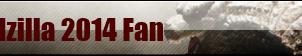 Godzilla 2014 Fan Button by SgtGerim