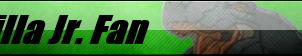 Zilla Jr. Fan Button by SgtGerim