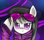 Hoodies and Glasses : Octavia