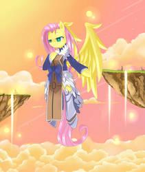 Celestial Host by CyanAeolin