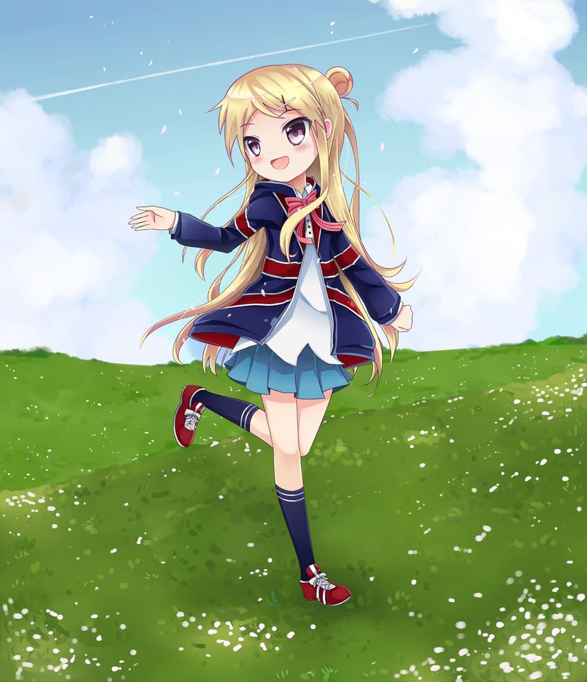 Kujou Karen By CyanAeolin On DeviantArt