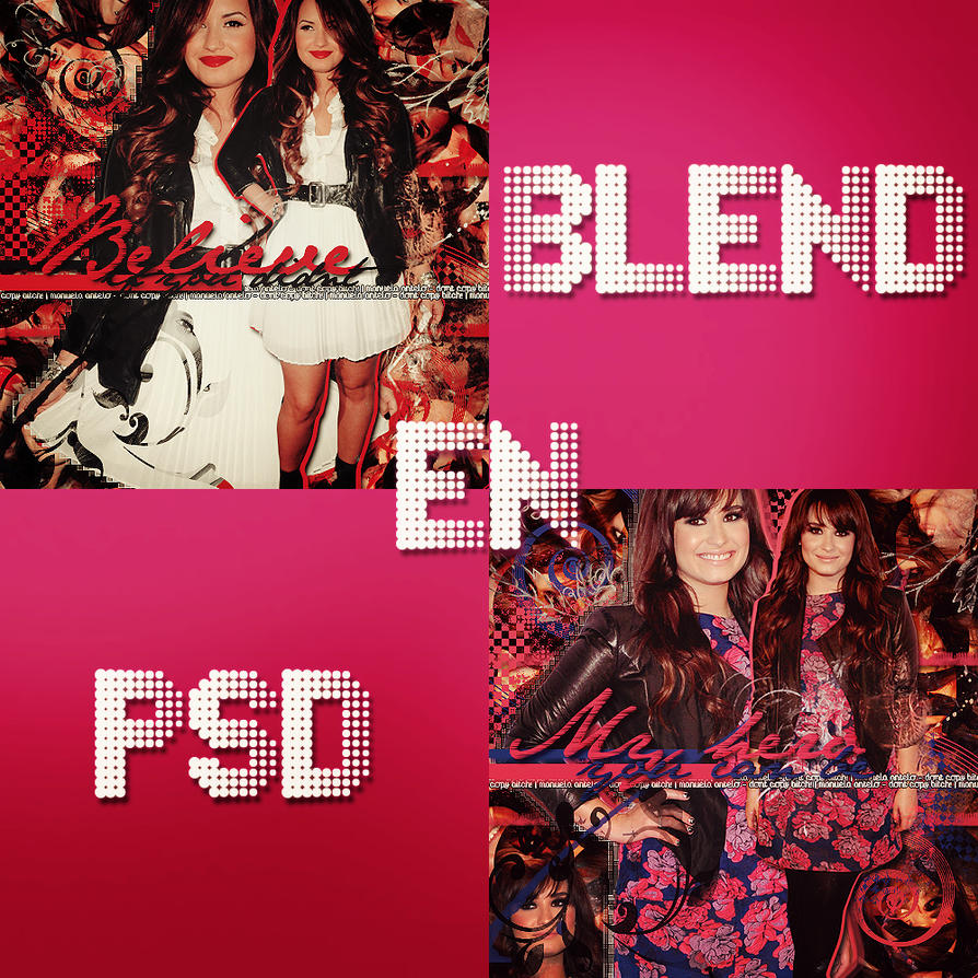 Blend en PSD 1 by StopSexControl