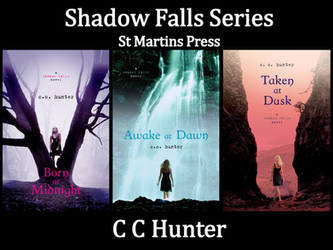 Shadow Falls Saga - CC Hunter by StopSexControl