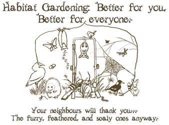 Habitat Gardening by Toradellin-Reserve