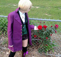 Alois cosplay (6) (final) by Karniiey