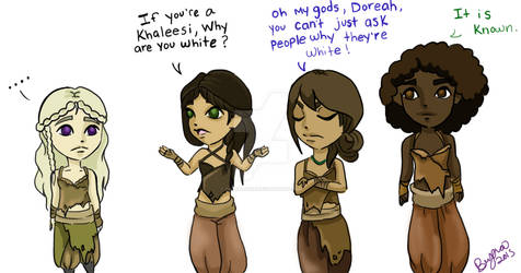 Mean Girls of Westeros