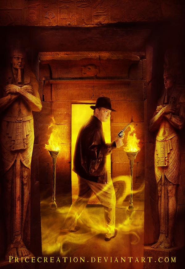 The Lost Ark Hunter by PriceCreation