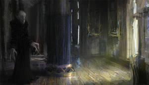 Nosferatu Part III by MarcoBucci