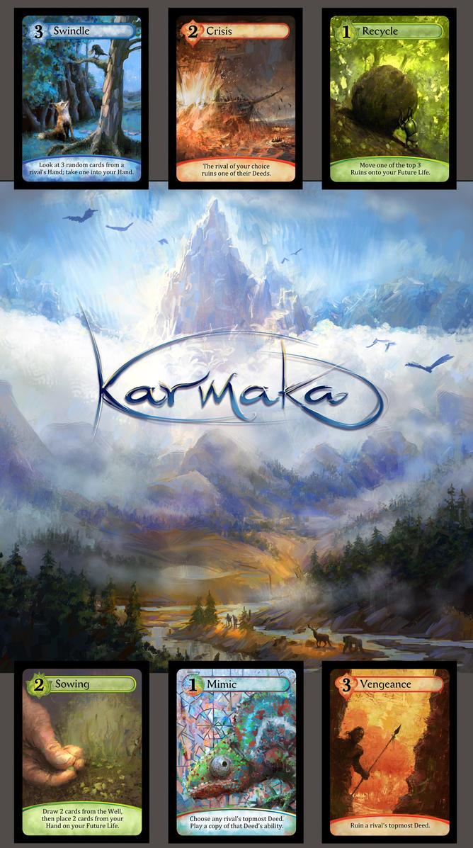 Karmaka by MarcoBucci