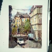 Watercolour's In Season by MarcoBucci