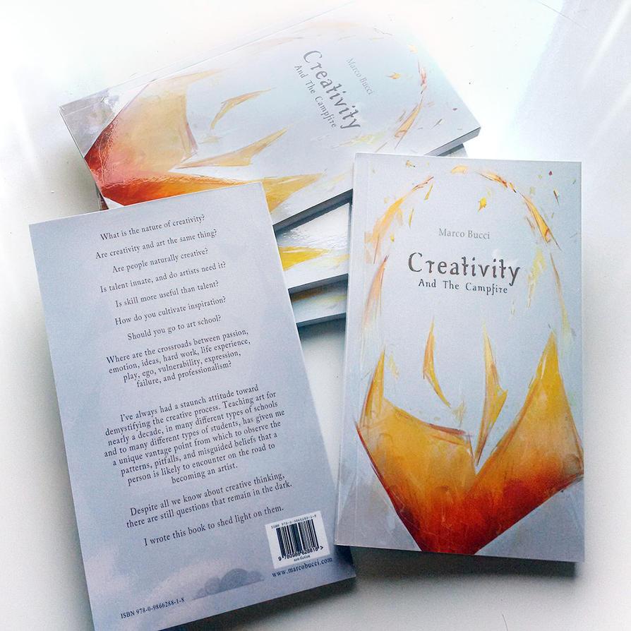 Creativity Book by MarcoBucci