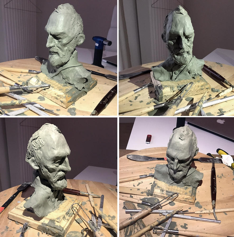 More Sculpts by MarcoBucci